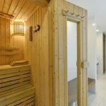 The Park Nine Srinakarin : Sauna Room