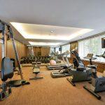 The Park Nine Srinakarin : Fitness Center