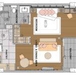 The Park Nine Suvarnabhumi : Junior Suite Room