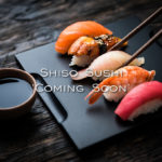 The Park Nine Suvarnabhumi : Shiso Sushi