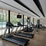 The Park Nine Suvarnabhumi : Fitness Room