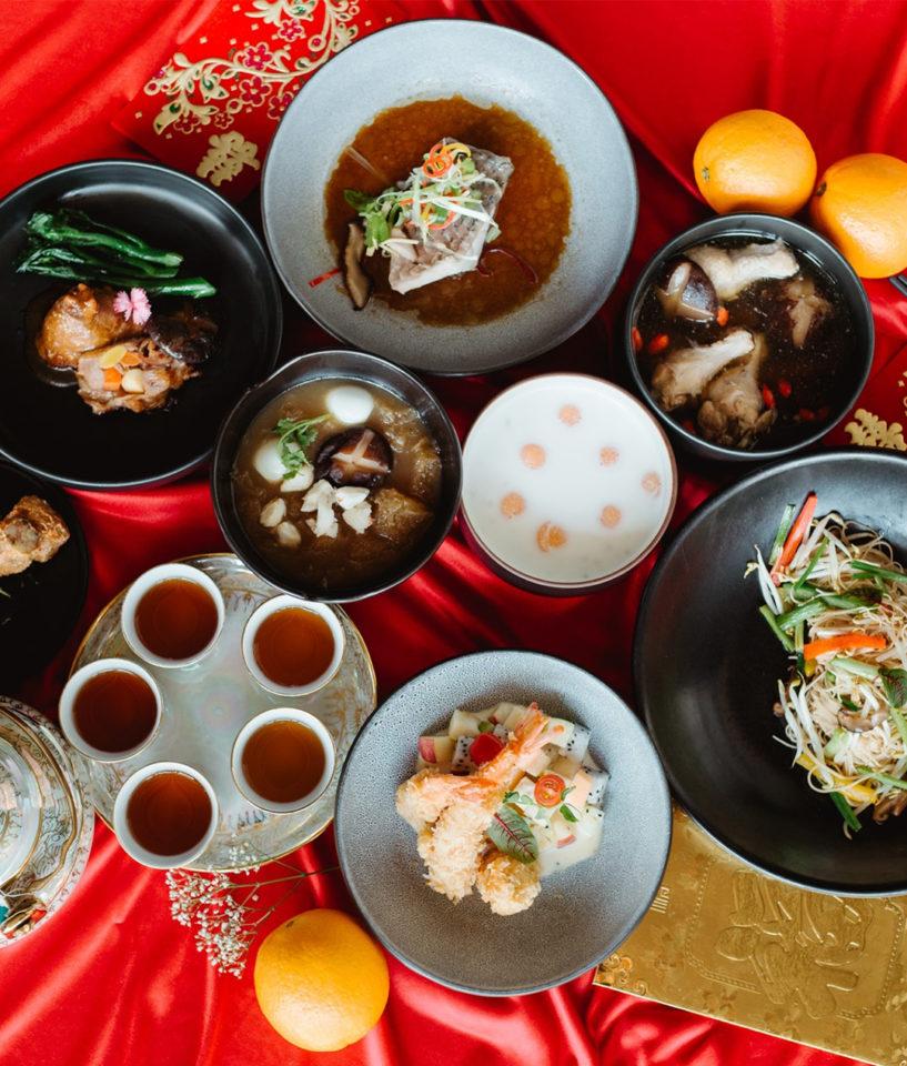 โปรโมชั่นห้องอาหาร Chinese New Year Dining Promotion 2020